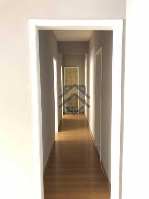 25 - Apartamento para alugar Rua Araújo Leitão,Engenho Novo, Méier e Adjacências,Rio de Janeiro - R$ 1.250 - 6880 - 25