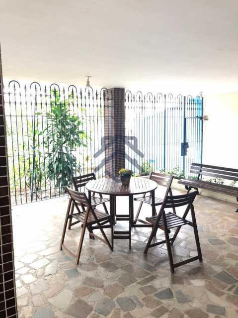 27 - Apartamento para alugar Rua Araújo Leitão,Engenho Novo, Méier e Adjacências,Rio de Janeiro - R$ 1.250 - 6880 - 27