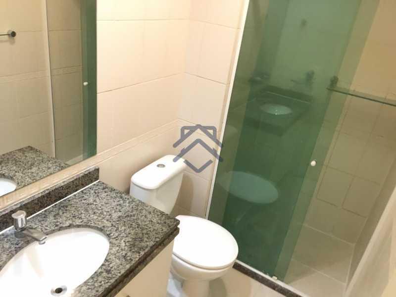 13 - Cobertura para venda e aluguel Rua Potiguara,Freguesia (Jacarepaguá), Jacarepaguá,Rio de Janeiro - R$ 2.900 - MECOB23135 - 14