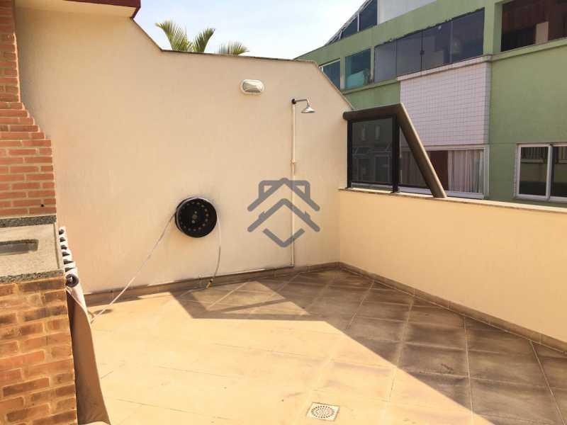 25 - Cobertura para venda e aluguel Rua Potiguara,Freguesia (Jacarepaguá), Jacarepaguá,Rio de Janeiro - R$ 2.900 - MECOB23135 - 26