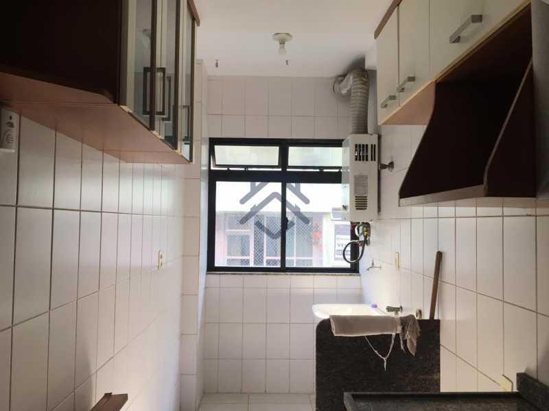 15 - Cobertura para venda e aluguel Rua Potiguara,Freguesia (Jacarepaguá), Jacarepaguá,Rio de Janeiro - R$ 2.900 - MECOB23135 - 16