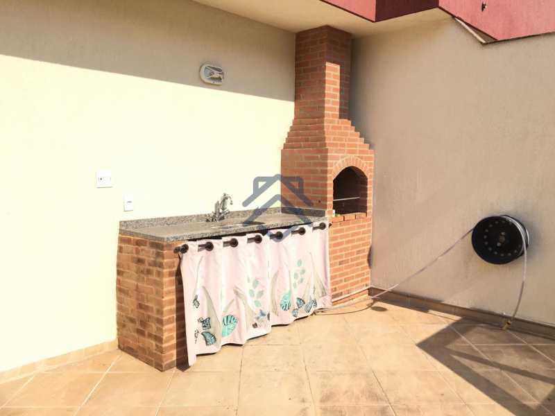 23 - Cobertura para venda e aluguel Rua Potiguara,Freguesia (Jacarepaguá), Jacarepaguá,Rio de Janeiro - R$ 2.900 - MECOB23135 - 24