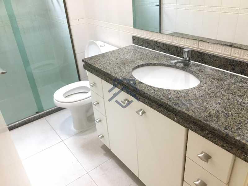 7 - Cobertura para venda e aluguel Rua Potiguara,Freguesia (Jacarepaguá), Jacarepaguá,Rio de Janeiro - R$ 2.900 - MECOB23135 - 8