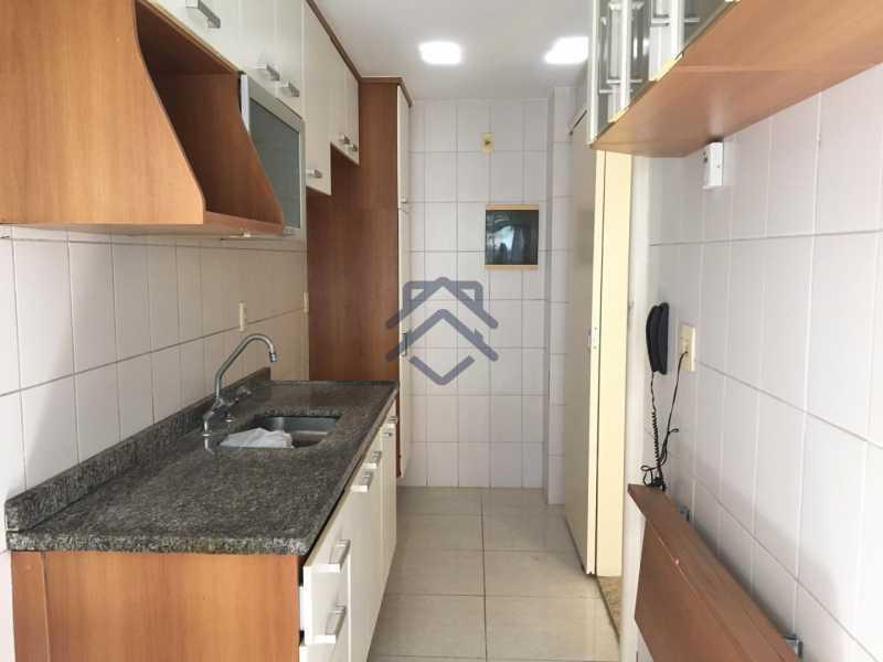 16 - Cobertura para venda e aluguel Rua Potiguara,Freguesia (Jacarepaguá), Jacarepaguá,Rio de Janeiro - R$ 2.900 - MECOB23135 - 17