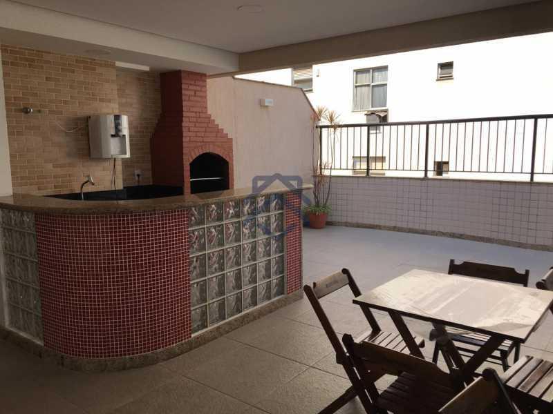 29 - Cobertura para venda e aluguel Rua Potiguara,Freguesia (Jacarepaguá), Jacarepaguá,Rio de Janeiro - R$ 2.900 - MECOB23135 - 30