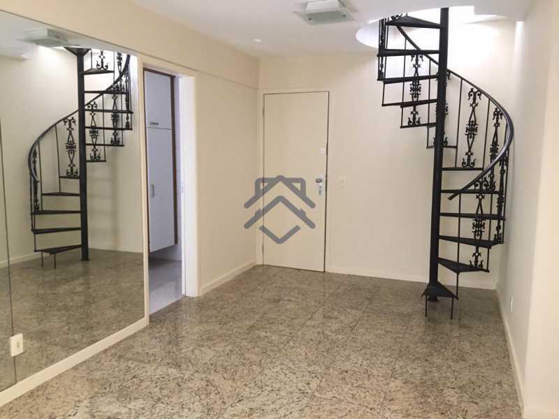 1 - Cobertura para venda e aluguel Rua Potiguara,Freguesia (Jacarepaguá), Jacarepaguá,Rio de Janeiro - R$ 2.900 - MECOB23135 - 1