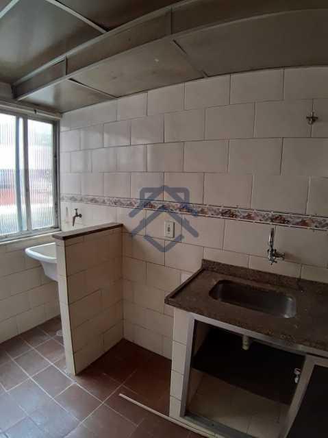 8 - Apartamento 2 quartos para alugar Inhaúma, Rio de Janeiro - R$ 600 - MEAP223720 - 9