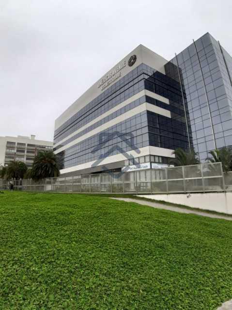 11 - Sala Comercial 30m² para alugar Recreio dos Bandeirantes, Barra e Adjacências,Rio de Janeiro - R$ 790 - TJSL23819 - 12