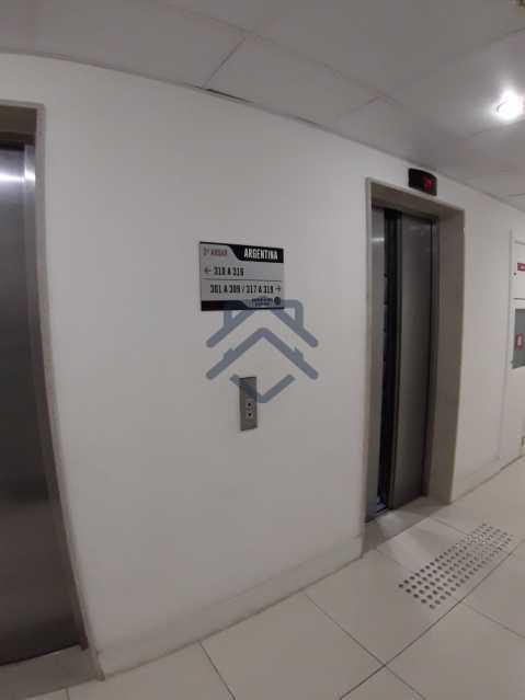 18 - Sala Comercial 30m² para alugar Recreio dos Bandeirantes, Barra e Adjacências,Rio de Janeiro - R$ 790 - TJSL23819 - 19