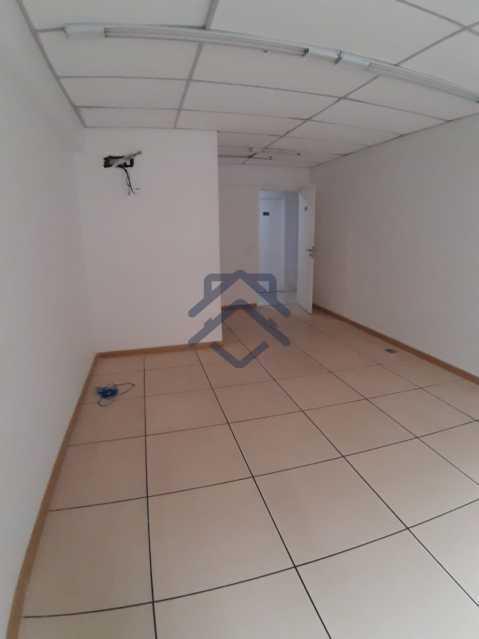 3 - Sala Comercial 30m² para alugar Recreio dos Bandeirantes, Barra e Adjacências,Rio de Janeiro - R$ 790 - TJSL23819 - 4