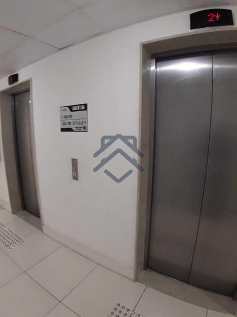 19 - Sala Comercial 30m² para alugar Recreio dos Bandeirantes, Barra e Adjacências,Rio de Janeiro - R$ 790 - TJSL23819 - 20