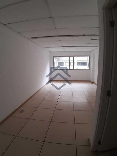 2 - Sala Comercial 30m² para alugar Recreio dos Bandeirantes, Barra e Adjacências,Rio de Janeiro - R$ 790 - TJSL23819 - 3
