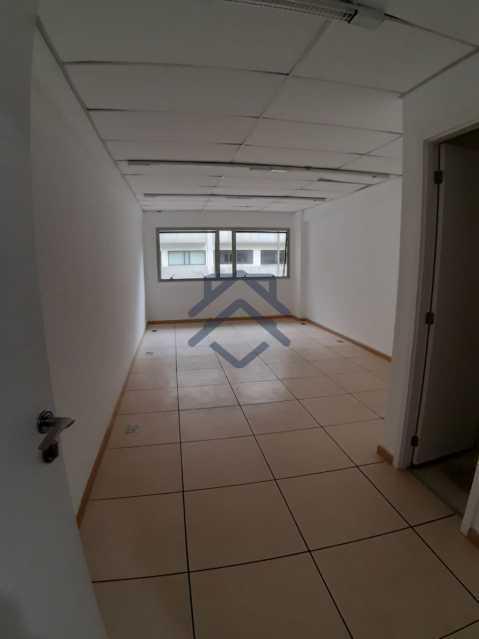 1 - Sala Comercial 30m² para alugar Recreio dos Bandeirantes, Barra e Adjacências,Rio de Janeiro - R$ 790 - TJSL23819 - 1