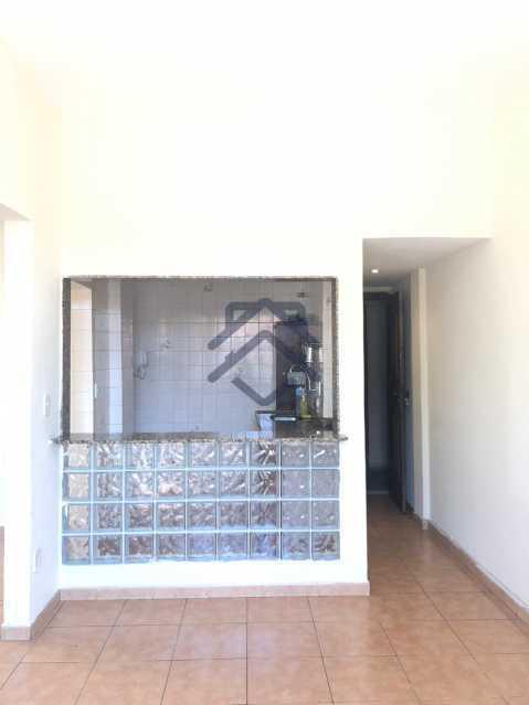 2 - Apartamento para alugar Rua Capitão Jesus,Cachambi, Méier e Adjacências,Rio de Janeiro - R$ 800 - MEAP11811 - 3