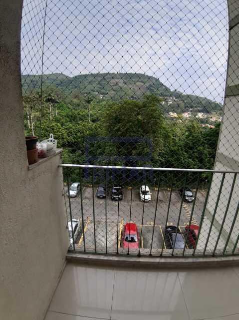 5 - Apartamento à venda Avenida São Josemaria Escrivá,Itanhangá, Barra e Adjacências,Rio de Janeiro - R$ 210.000 - TJAP223988 - 6