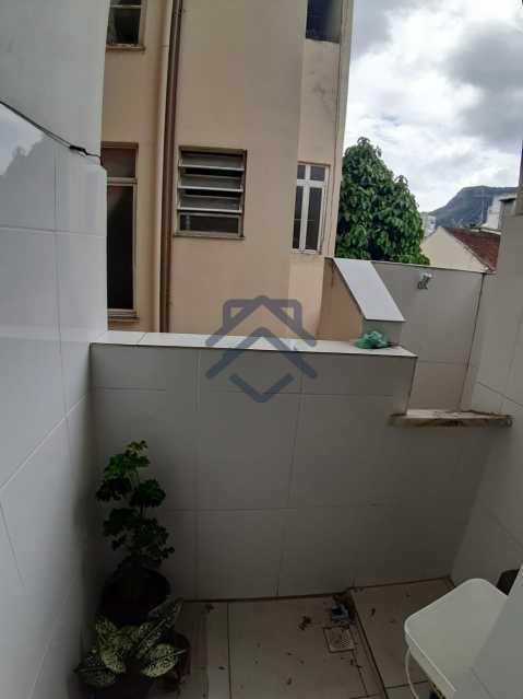 21 - Apartamento 1 quarto para venda e aluguel Tijuca, Rio de Janeiro - R$ 1.050 - TJAP124096 - 22