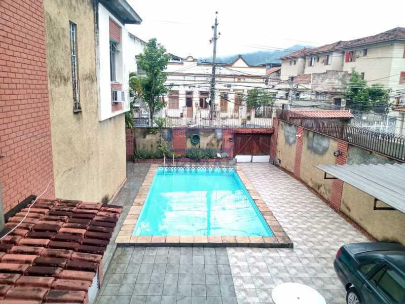 1 - Casa à venda Rua Benicio de Abreu,Engenho de Dentro, Méier e Adjacências,Rio de Janeiro - R$ 600.000 - MECS624094 - 1