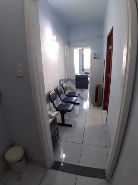 1 - Sala Comercial 46m² para alugar Méier, Méier e Adjacências,Rio de Janeiro - R$ 1.000 - TJSL24165 - 1