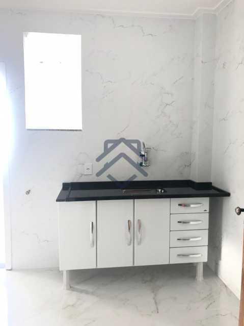 12 - Excelente quarto e sala em Todos os Santos - 6932 - 13