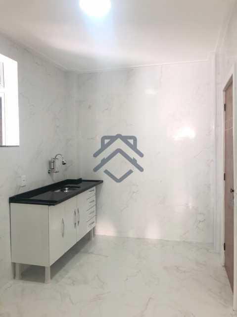 10 - Excelente quarto e sala em Todos os Santos - 6932 - 11