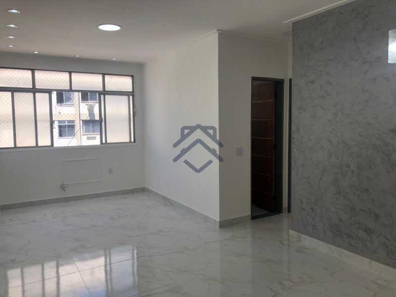 03 - Excelente quarto e sala em Todos os Santos - 6932 - 4