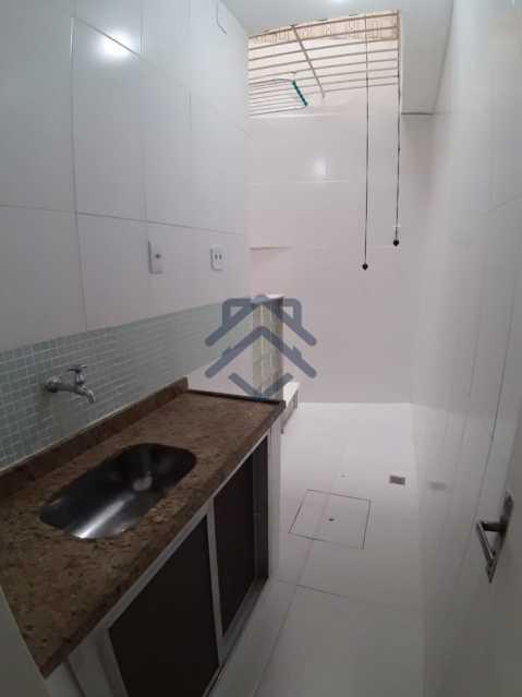 18 - Casa de Vila 1 quarto para alugar Vila Isabel, Rio de Janeiro - R$ 1.490 - TJCS124172 - 19