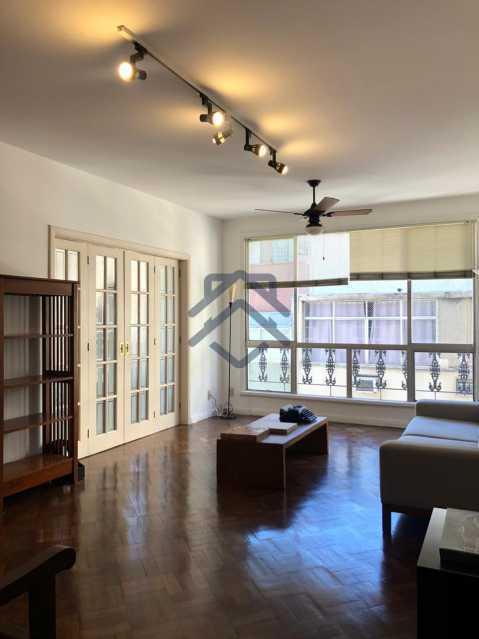 1 - Apartamento 3 quartos na Lagoa Rodrigo de Freitas - MEAP33011 - 1