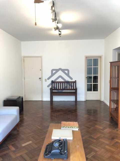 3 - Apartamento 3 quartos na Lagoa Rodrigo de Freitas - MEAP33011 - 4