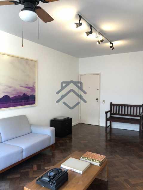 4 - Apartamento 3 quartos na Lagoa Rodrigo de Freitas - MEAP33011 - 5