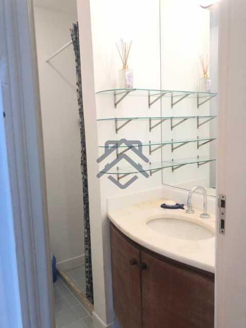 12 - Apartamento 3 quartos na Lagoa Rodrigo de Freitas - MEAP33011 - 13