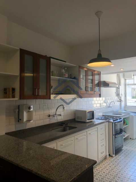 25 - Apartamento 3 quartos na Lagoa Rodrigo de Freitas - MEAP33011 - 26