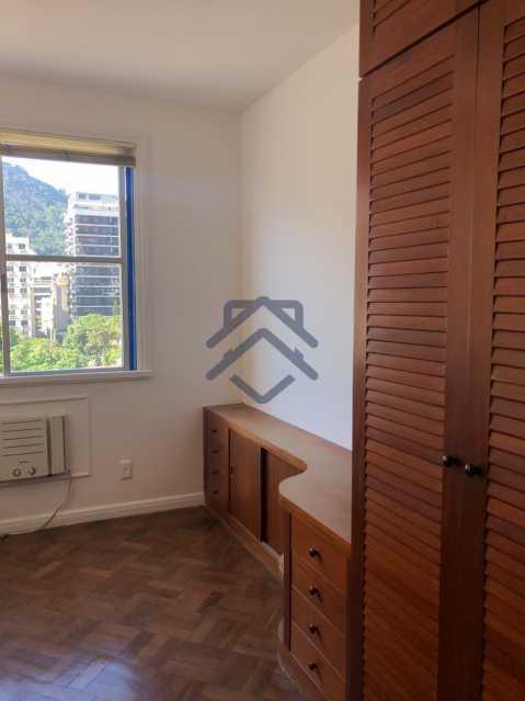 13 - Apartamento 3 quartos na Lagoa Rodrigo de Freitas - MEAP33011 - 14
