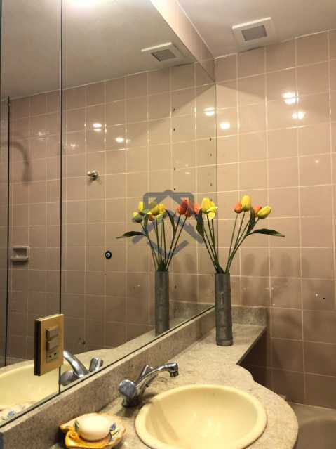 21 - Apartamento 3 quartos na Lagoa Rodrigo de Freitas - MEAP33011 - 22