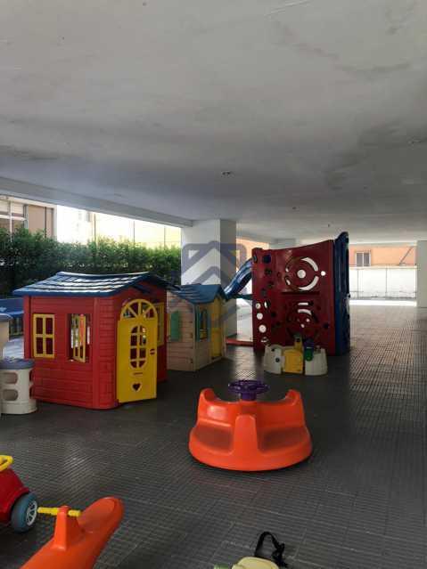 28 - Apartamento 3 quartos na Lagoa Rodrigo de Freitas - MEAP33011 - 29