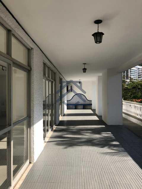 29 - Apartamento 3 quartos na Lagoa Rodrigo de Freitas - MEAP33011 - 30