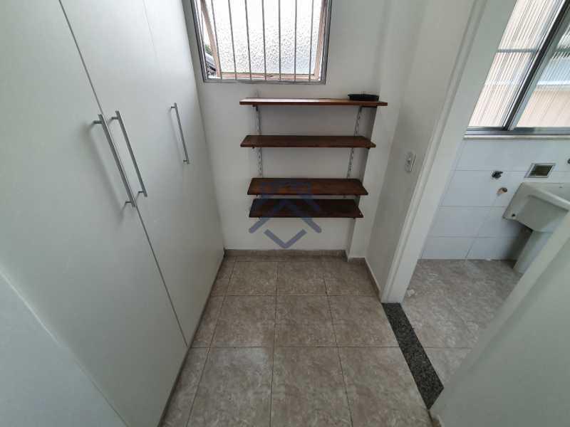 WhatsApp Image 2021-03-18 at 1 - Apartamento para alugar Rua Santa Sofía,Tijuca, Rio de Janeiro - R$ 1.600 - TJAP202122 - 28