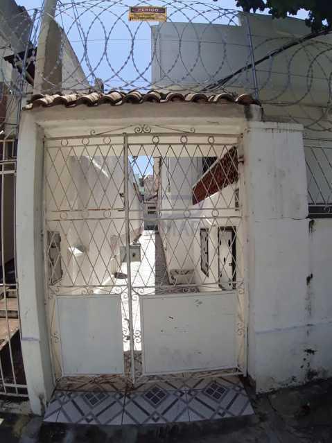 2 - Casa de Vila 1 quarto para alugar Riachuelo, Rio de Janeiro - R$ 800 - MECS1240325 - 3