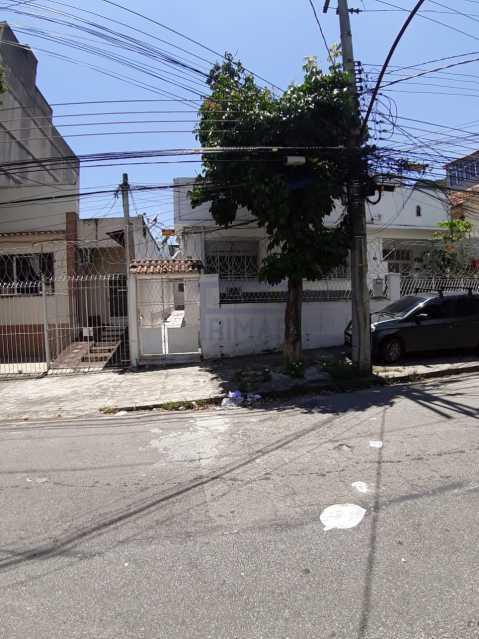 1 - Casa de Vila 1 quarto para alugar Riachuelo, Rio de Janeiro - R$ 800 - MECS1240325 - 1
