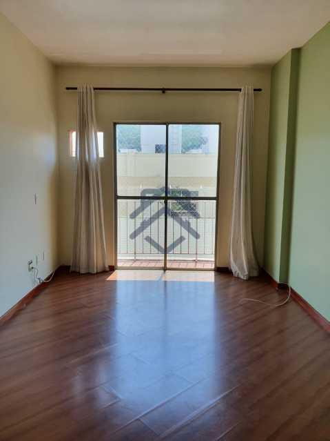 WhatsApp Image 2021-02-12 at 1 - Apartamento para alugar Rua Joaquim Pinheiro,Freguesia (Jacarepaguá), Jacarepaguá,Rio de Janeiro - R$ 1.200 - TJAP224343 - 1