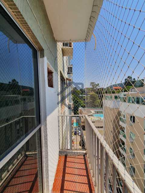 WhatsApp Image 2021-02-12 at 1 - Apartamento para alugar Rua Joaquim Pinheiro,Freguesia (Jacarepaguá), Jacarepaguá,Rio de Janeiro - R$ 1.200 - TJAP224343 - 6