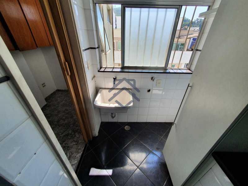 WhatsApp Image 2021-02-12 at 1 - Apartamento para alugar Rua Joaquim Pinheiro,Freguesia (Jacarepaguá), Jacarepaguá,Rio de Janeiro - R$ 1.200 - TJAP224343 - 24