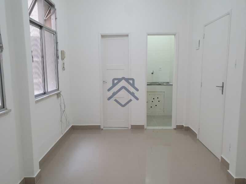 2 - Kitnet/Conjugado 25m² para alugar Rua Camaragibe,Tijuca, Rio de Janeiro - R$ 900 - TJAP124433 - 3