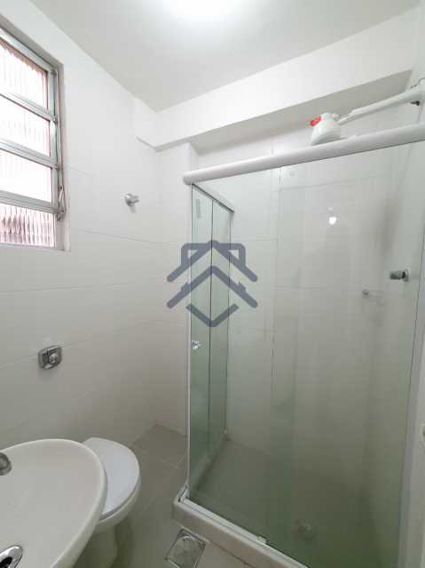 11 - Kitnet/Conjugado 25m² para alugar Rua Camaragibe,Tijuca, Rio de Janeiro - R$ 900 - TJAP124433 - 12