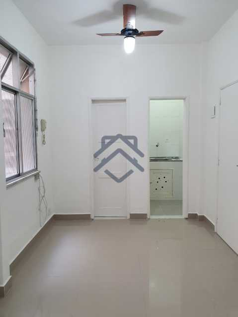 1 - Kitnet/Conjugado 25m² para alugar Rua Camaragibe,Tijuca, Rio de Janeiro - R$ 900 - TJAP124433 - 1