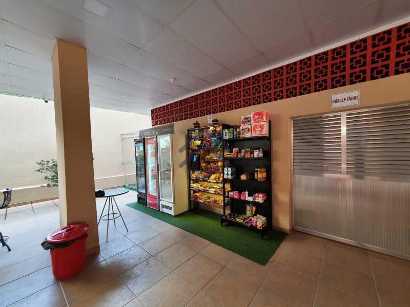 23 - Kitnet/Conjugado 25m² para alugar Rua Camaragibe,Tijuca, Rio de Janeiro - R$ 900 - TJAP124433 - 24