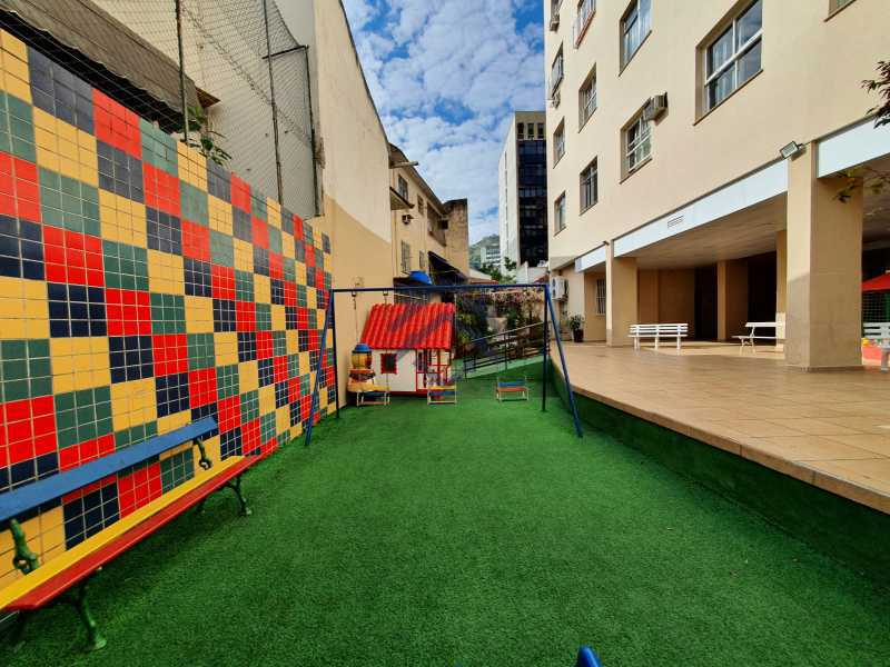 26 - Kitnet/Conjugado 25m² para alugar Rua Camaragibe,Tijuca, Rio de Janeiro - R$ 900 - TJAP124433 - 27
