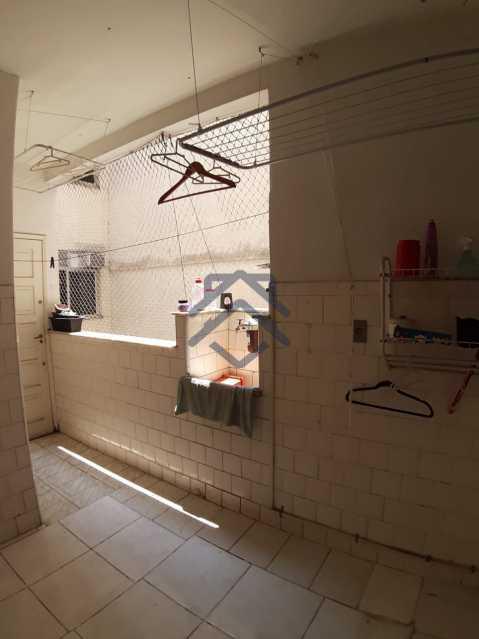 23 - Apartamento 3 quartos para alugar Tijuca, Rio de Janeiro - R$ 1.500 - TJAP324437 - 24