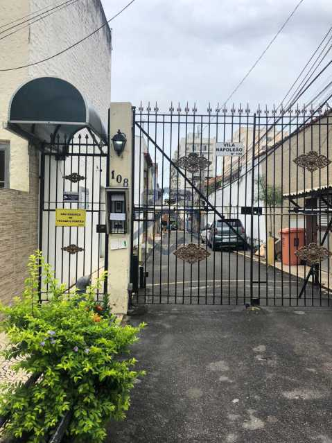24 - Casa de Vila para alugar Rua Salvador Pires,Méier, Méier e Adjacências,Rio de Janeiro - R$ 1.300 - TJCS11012 - 25