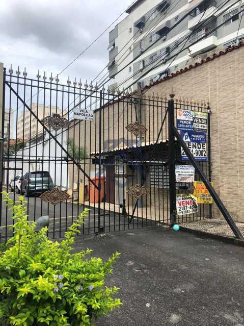 25 - Casa de Vila para alugar Rua Salvador Pires,Méier, Méier e Adjacências,Rio de Janeiro - R$ 1.300 - TJCS11012 - 26