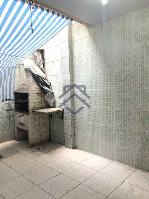 21 - Casa de Vila para alugar Rua Salvador Pires,Méier, Méier e Adjacências,Rio de Janeiro - R$ 1.300 - TJCS11012 - 22